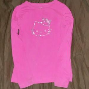 Other - Hello Kitty girls long sleeve shirt